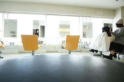 area HairDesignさんの取材写真旭川市