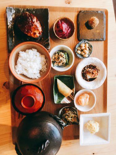 ごはん家 cafe みやびさんの取材写真札幌