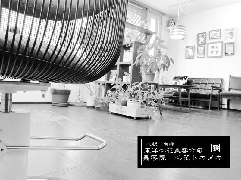 心花トキメキさんの取材写真札幌